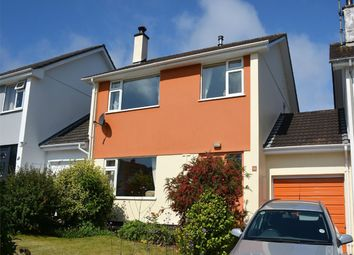 Thumbnail 3 bed link-detached house for sale in Bosvean Gardens, Truro, Cornwall