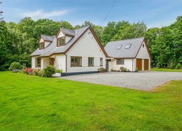 Thumbnail 4 bed detached house for sale in Llanfaes, Beaumaris, Anglesey