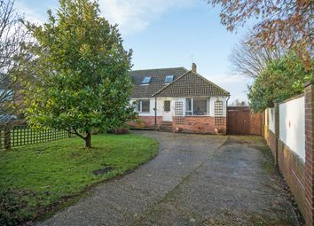 Thumbnail 4 bed bungalow for sale in Clifton Crescent, Denmead, Waterlooville, Hampshire
