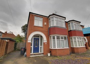 Thumbnail 3 bed semi-detached house to rent in Wensley Avenue, Hull