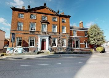 The Bank House, Church Street, Uttoxeter ST14. 17 bed detached house for sale