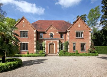 Thumbnail 5 bedroom detached house for sale in Coronation Road, Ascot, Berkshire