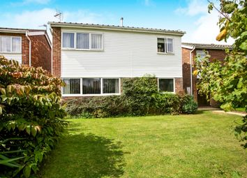 Thumbnail 3 bedroom detached house for sale in Kirby Cross Avenue, Littleport, Ely