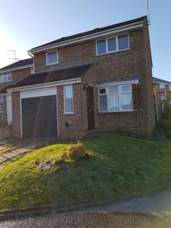 Thumbnail 3 bedroom detached house to rent in Jubilee Close, Northampton
