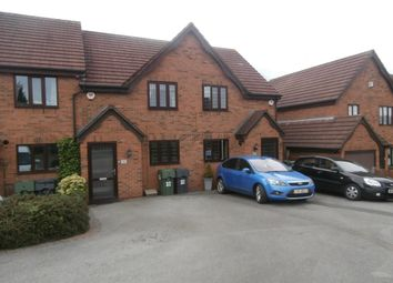 Thumbnail 2 bed terraced house for sale in Bramley Drive, Hollywood, Birmingham
