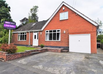 Thumbnail 5 bed detached bungalow for sale in Hathaway Close, Old Tupton, Chesterfield