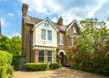 Thumbnail 6 bedroom semi-detached house for sale in Epping New Road, Buckhurst Hill, Essex