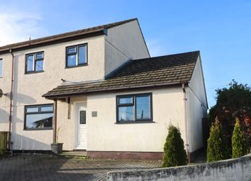 Thumbnail 4 bed semi-detached house for sale in Trelawney Road, Padstow