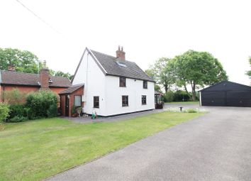 Thumbnail 3 bed cottage for sale in Chapel Lane, Lower Somersham, Ipswich