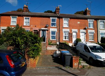 Thumbnail 3 bed terraced house for sale in Alexandra Road, Ipswich