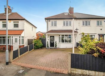 Thumbnail 3 bed semi-detached house for sale in Castle Grove, Holcombe Brook, Bury, Lancashire