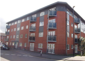 Thumbnail 2 bed flat to rent in Hever Hall, Lower Ford Street, Coventry