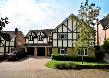 Thumbnail 5 bed detached house for sale in Norsey Close, Billericay