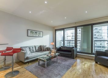 Thumbnail 2 bed flat to rent in Discovery Dock East, 3 South Quay Square, London