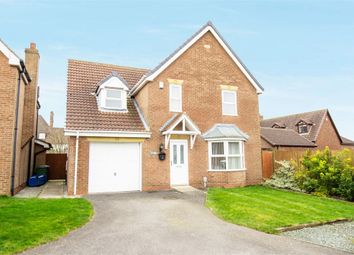 Thumbnail 4 bed detached house for sale in Chapel Fields, Coniston, Hull, East Riding Of Yorkshire