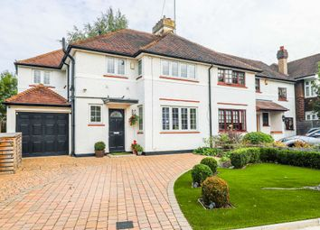 Thumbnail 4 bed semi-detached house for sale in Parkfield Gardens, Harrow