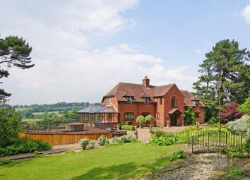 Thumbnail 6 bed detached house for sale in Pumphouse Lane, Barnt Green