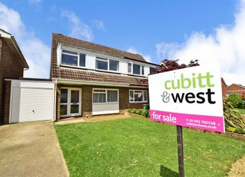 3 bed semi-detached house for sale in Westleas, Horley, Surrey RH6