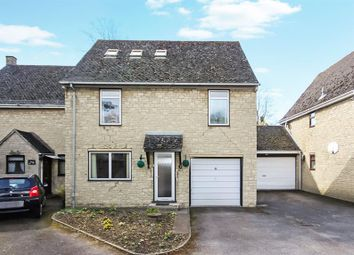 Thumbnail 4 bed link-detached house for sale in Pensclose, Witney