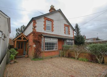 Thumbnail 3 bed semi-detached house to rent in Beta Road, Chobham, Woking