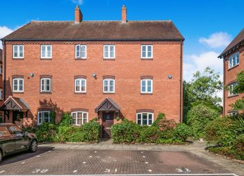 Thumbnail 4 bed town house for sale in Martinique Square, Bowling Green Street, Warwick