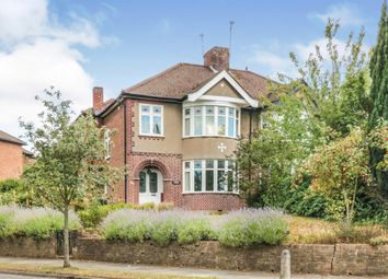 Thumbnail 3 bed semi-detached house for sale in Clay Hill, Enfield