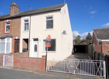 3 bed end terrace house for sale in Chestnut Terrace, Sutton Bridge, Spalding, Lincolnshire PE12
