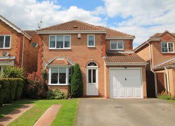 Thumbnail 4 bedroom detached house for sale in Parkgate, Hucknall, Nottingham, Nottinghamshire
