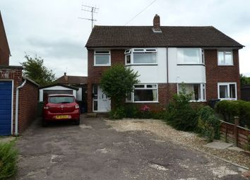 Thumbnail 3 bed semi-detached house for sale in Paddock Gardens, Gloucester