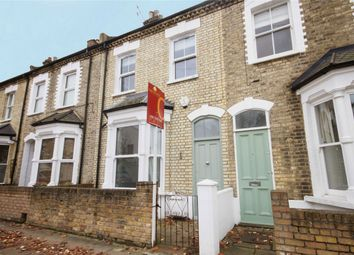 Thumbnail 4 bed terraced house to rent in Becklow Road, London