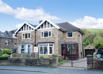 Thumbnail 3 bed semi-detached house for sale in Rochdale Road, Walsden, Todmorden