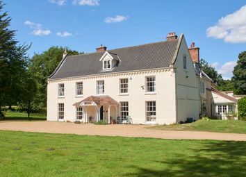 Thumbnail 9 bed country house to rent in Hall Road, Framingham Earl, Norwich