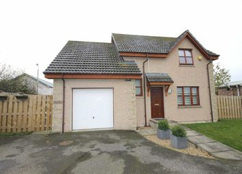 Thumbnail 3 bed detached house for sale in Pinefield Crescent, Elgin