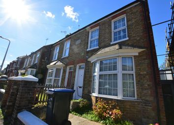 Thumbnail 2 bed semi-detached house to rent in Upton Road, Broadstairs