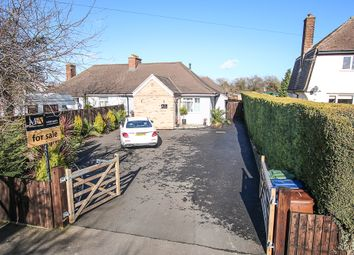 Thumbnail 3 bed bungalow for sale in The Avenue, Burwell