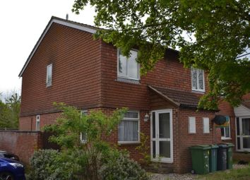 Thumbnail 2 bedroom end terrace house for sale in Monkswood Crescent, Tadley