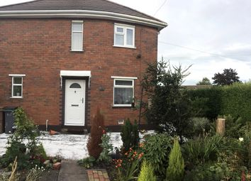 Thumbnail 3 bedroom semi-detached house for sale in Pinewood Crescent, Stoke-On-Trent, Stoke-On-Trent