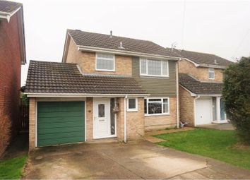 Thumbnail 3 bed detached house for sale in Oakwood Road, Ryde