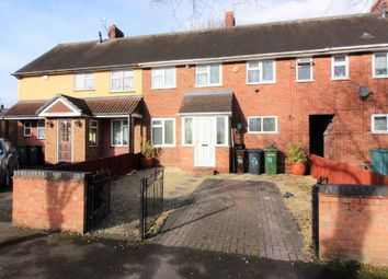 Thumbnail 3 bed town house to rent in Lichwood Road, Wednesfield, Wolverhampton