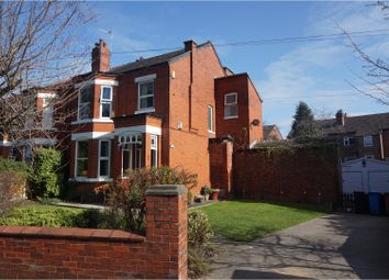 Thumbnail 6 bed semi-detached house for sale in Halesden Road, Heaton Chapel