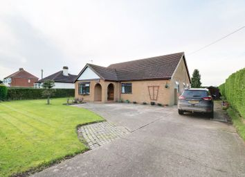 Thumbnail 3 bed detached bungalow for sale in Ferry Road, Goxhill, Barrow-Upon-Humber