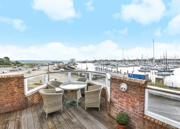 Thumbnail 3 bed property to rent in Ferry Point, Undershore Road, Lymington