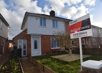 Thumbnail 3 bed end terrace house for sale in Rhode Lane, Bridgwater