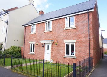 Thumbnail 4 bed detached house for sale in Osmund Walk, Salisbury