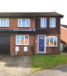 Thumbnail 3 bedroom semi-detached house to rent in Forge Rise, Uckfield