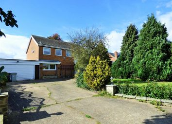 Thumbnail 3 bed detached house for sale in Grimsby Road, Louth