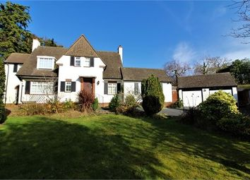 Thumbnail 3 bedroom detached house to rent in Mayfield Drive, Exmouth, Devon.