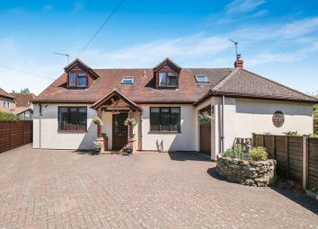 Thumbnail 4 bed detached house for sale in Thame Road, Long Crendon, Aylesbury