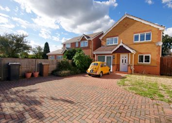 Thumbnail 4 bed detached house for sale in Lincoln Road, North Hykeham, Lincoln