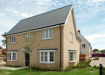 Thumbnail 5 bed detached house for sale in The Rainham, Berryfields, Chapel Road, Tiptree